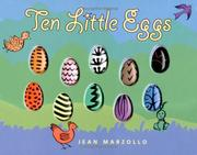 Cover of: Ten Little Eggs