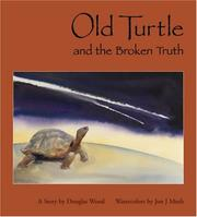 Cover of: Old Turtle and the broken truth