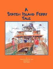 Cover of: A Staten Island Ferry Tale | Catherine Avery St. Jean