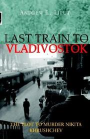 Cover of: Last Train to Vladivostok
