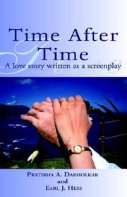 Cover of: Time After Time: A Love Story Written As a Screenplay
