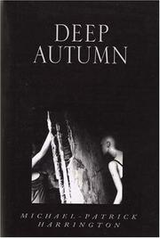 Cover of: Deep Autumn | Michael-Patrick Harrington