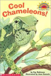 Cover of: Cool Chameleons! | Fay Robinson