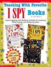 Cover of: Teaching With Favorite I Spy Books | Joan Novelli