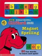 Cover of: Magnet Spelling | Norman Bridwell
