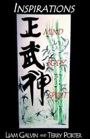 Cover of: Inspirations of Mind, Body & Spirit