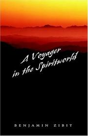 Cover of: A Voyager in the Spiritworld | Benjamin Zibit