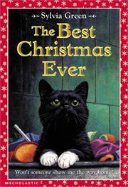 Cover of: The Best Christmas Ever | Sylvia Green