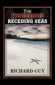 Cover of: The Mysterious Receding Seas