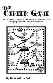 Cover of: The Career Game