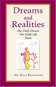 Cover of: Dreams And Realities | Reza Rezazadeh