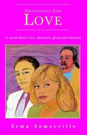 Cover of: Negotiating For Love | Erma Somerville