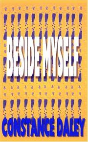 Cover of: Beside Myself | Constance Daley