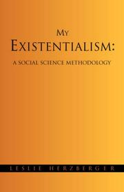 Cover of: My Existentialism