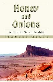 Cover of: Honey And Onions | Frances Meade