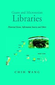 Cover of: Guam And Micronesian Libraries