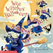 Cover of: Wee witches' Halloween