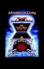 Cover of: Adventures in Living | William L. Eichelberger