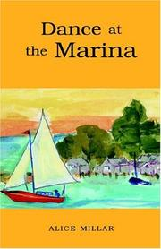 Cover of: Dance At The Marina