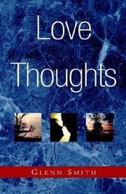 Cover of: Love Thoughts