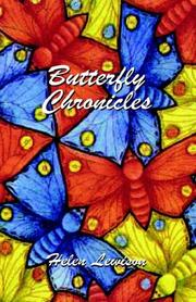 Cover of: Butterfly Chronicles