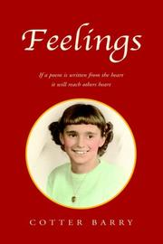Cover of: Feelings | Cotter Barry
