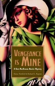 Cover of: Vengeance Is Mine
