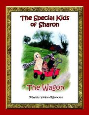 Cover of: The Special Kids of Sharon - The Wagon (Special Kids of Sharon)
