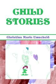 Cover of: Child Stories