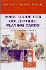 Cover of: Price Guide for Playing Cards Vol II