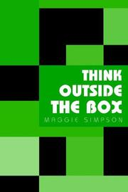 Cover of: Think Outside the Box