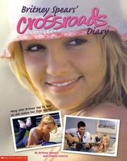 Cover of: Britney Spears' Crossroads diary