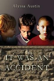 Cover of: It Was an Accident