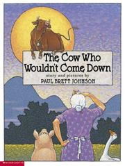Cover of: The Cow Who Wouldn't Come Down