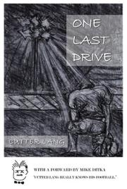 Cover of: One Last Drive | Cutter Lang