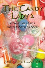 Cover of: The Candy Lady 2  | Sheryl B. Clayton