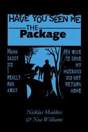 Cover of: The Package | Nicklas Maddox
