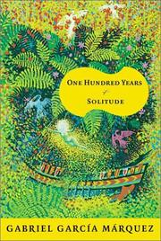 Cover of: One Hundred Years of Solitude