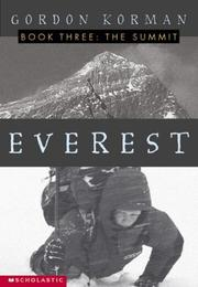 Cover of: EVEREST  Book Three: The Summit (Everest)