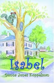 Cover of: Isabel | Donna Jones Koppelman