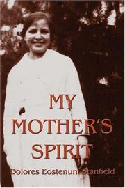 Cover of: My Mother