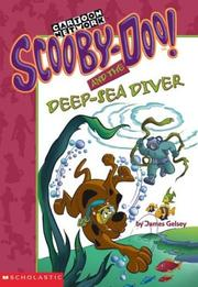 Cover of: Scooby-Doo and the Deep Sea Diver