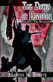 Cover of: The Dawn of Division