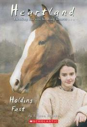Cover of: Holding fast | Lauren Brooke