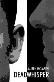 Cover of: Dead Whisper | Lauren McLaren