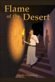 Cover of: Flame Of The Desert | Cynthia Chubboy