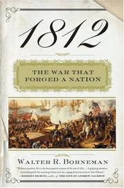 Cover of: 1812 | Walter R. Borneman