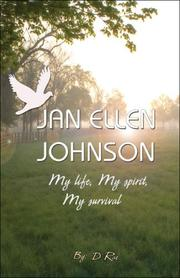 Cover of: Jan Ellen Johnson