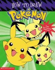 Cover of: How to draw Pokémon
