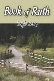 Cover of: Book of Ruth | Leigh Leary